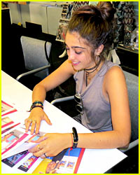 Madonna's Daughter Lourdes Leon is All Grown Up & Blogging About Her High School Graduation!