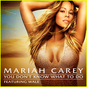 Mariah Carey Talks Photoshopped 'You Don't Know What to Do' Single Cover Artwork