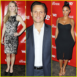 Marin Ireland & Tony Goldwyn Premiere 'The Divide' in NYC Before Its July 16 Debut!