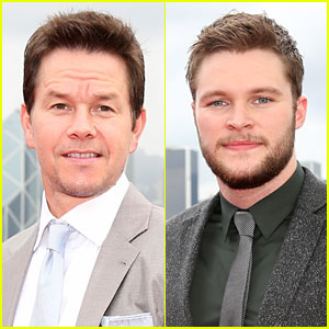 Mark Wahlberg & Jack Reynor Suit Up for 'Transformers 4' Premiere in Hong Kong!