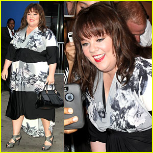 Melissa McCarthy Will Do Almost Anything for a Laugh