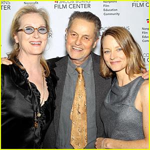 Meryl Streep & Jodie Foster Help Honor Filmmaker Jonathan Demme!