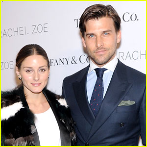 Olivia Palermo Secretly Marries Johannes Huebl!