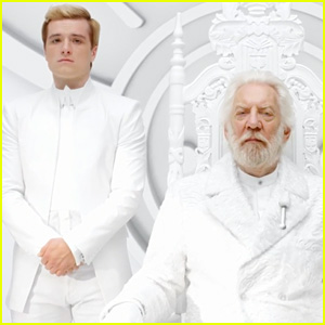 Josh Hutcherson Stars in Propaganda Teaser Trailer for 'Hunger Games - Mockingjay Part 1' - Watch Now!