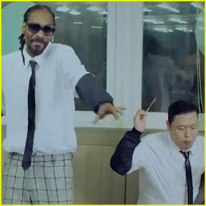 Psy & Snoop Dogg Have a Wild & Crazy Night Out in 'Hangover' Video - Watch Now!