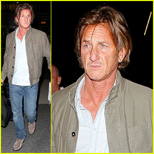Sean Penn Says We're Making Great Progress in Haiti