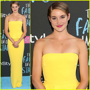 Shailene Woodley Brightens Up 'The Fault in Our Stars' NYC Premiere!