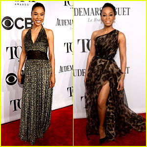Anika Noni Rose & Sophie Okonedo Shine Like the 'Sun' at Tony Awards 2014