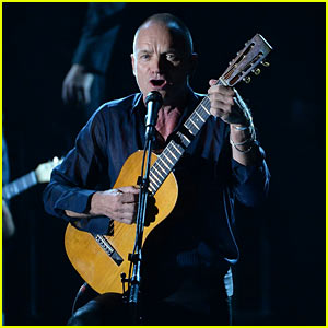 Sting Performs 'The Last Ship' From His New Musical at Tony Awards 2014 (Video)
