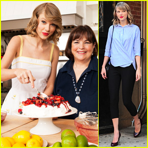 Taylor Swift Shows Off Her Impressive Cooking Skills in 'Food Network Magazine'!
