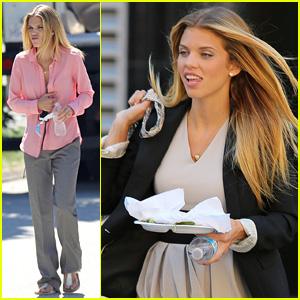AnnaLynne McCord Shares a Laugh on Lunch Break | AnnaLynne ...