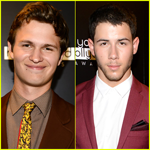 Ansel Elgort & Nick Jonas Are Making Us Swoon at the Young Hollywood Awards 2014!