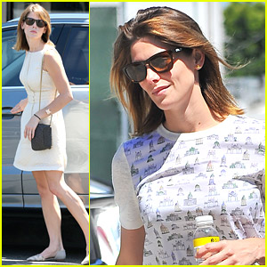 Ashley Greene Jumped At 'Wish I Was Here' Because of Zach Braff's 'Garden State'