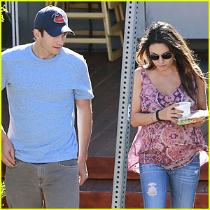 Ashton Kutcher Is 'Super Excited' to Have Baby with Fiancee Mila Kunis!