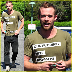 Cam Gigandet Steps Out After Making Controversial Comments About His Time on 'The O.C.'