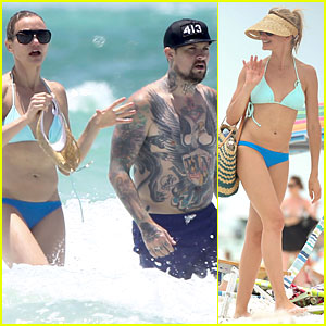 benji madden cameron diaz wedding