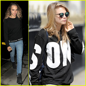 Cara Delevingne Goes On Twitter Rant Over 'Journalist Diarrhea'