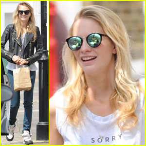 Cara & Poppy Delevingne Spend the Day in London!