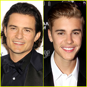 Celebs Take Sides in the Orlando Bloom & Justin Bieber Fig