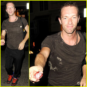 Chris Martin Is No Longer a Vegetarian After Gwyneth Paltrow Split