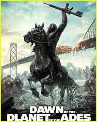 'Dawn of the Planet of the Apes' Tops Friday's Box Office