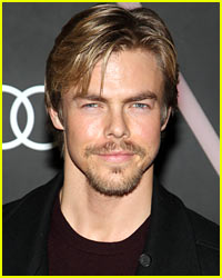 derek hough harry potter