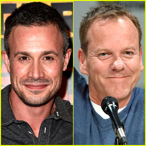 Freddie Prinze Jr. Calls Kiefer Sutherland 'Most Unprofessional Dude in the World'