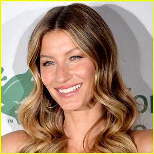 Gisele Bundchen & Her Twin Sister Celebrate Their Birthday in Biki