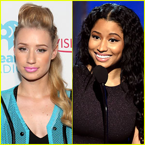 Iggy Azalea Not Bothered By Nicki Minaj's Apparent Diss; Nicki Sends Out Praise for Iggy