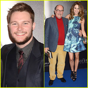 Jack Reynor Brings 'Transformers: Age of Extinction' to Ireland