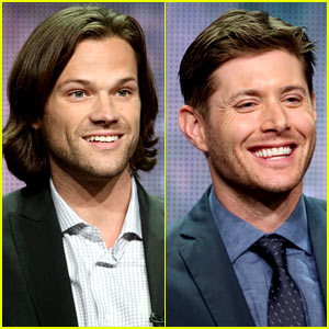 Jared Padalecki & Jensen Ackles Talk the End of 'Supernatural'