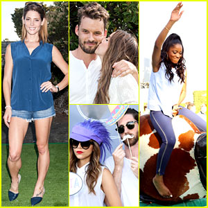 2014 Just Jared Summer Fiesta - Complete Coverage (Updating All Day!)