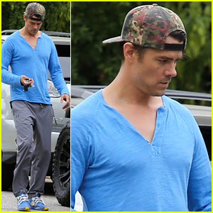 Josh Duhamel Joins the Fight to Save Arturo the Depressed Polar Bear