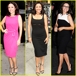 Julia Louis-Dreyfus Already Has Her Emmy 2014 Dress Picked Out!