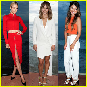 Just Jared x REVOLVE Clothing Dinner in Malibu - Full Coverage!