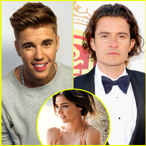Justin Bieber Shares Photo of Orlando Bloom's Ex-Wife Miranda Kerr After Fight Vid