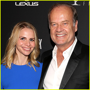 Kelsey Grammer & Wife Kayte Welcome Newborn Son Gabriel!
