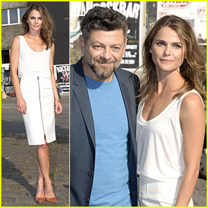 Keri Russell Is Definitely the Lucky Girl in 'Dawn of the Planet of the Apes'!