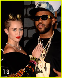 Miley Cyrus & Mike Will Made-It Have Reportedly Been Dating for Months