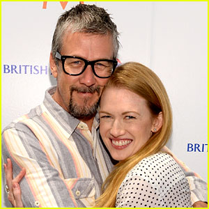 The Killing's Mireille Enos Welcomes Second Child with Husband Alan Ruck!