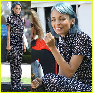 Nicole Richie's 'Candidly Nicole' Makes Her Feel Empowered