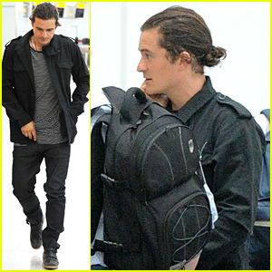 Orlando Bloom Misses His Flight to Los Angeles, Books a Ticket to NYC Instead!