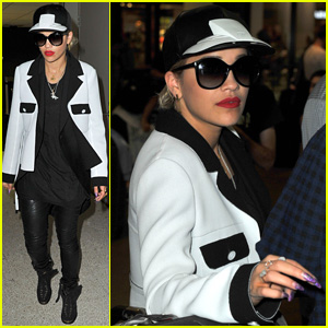 Rita Ora & Rumored Boyfriend Richard Hilfiger Reportedly 'Really Like Each Other'