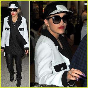 Rita Ora & Rumored Boyfriend Richard Hilfiger Reportedly 'Really Like Each Other'