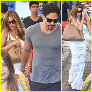 Sofia Vergara & Joe Manganiello Are the Hottest Couple in Miami