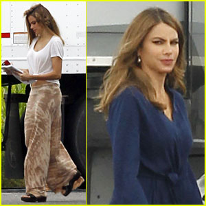 Sofia Vergara Steps Out After Joe Manganiello Dating Reports