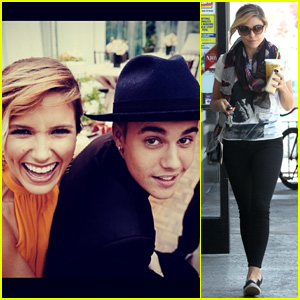 Justin Bieber Says Sophia Bush is 'Such an Inspiration'!