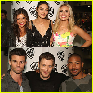 'The Originals' Cast Keeps It Hot at Comic-Con 2014!