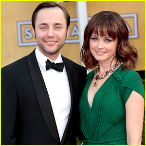 Alexis Bledel and husband