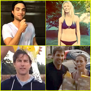 ALS Ice Bucket Challenge - See All the Celeb Video